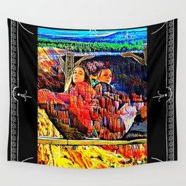 Friends 01: Cyndi & Candy 03 Wall Tapestry