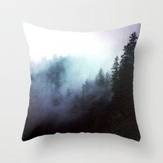 The echos Throw Pillow