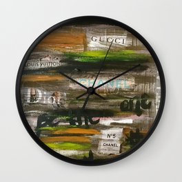 Be The One They Talk About Wall Clock