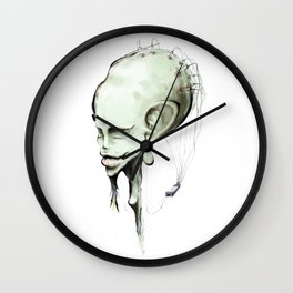 _mind Wall Clock