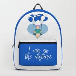 I Can Go The Distance Backpack