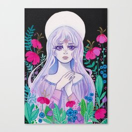 Lady Amalthea Canvas Print