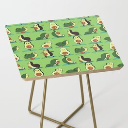 Avocado Yoga Side Table