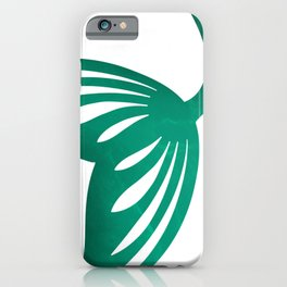 Mermaid at the sea iPhone Case