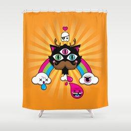 Reincarnation - Version 1 Shower Curtain