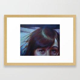 """""""Wonder"""" Framed Art Print"""