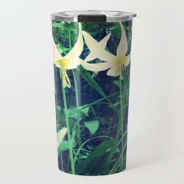 Fawn Lilly  Travel Mug