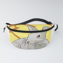 Rabbit Fanny Pack