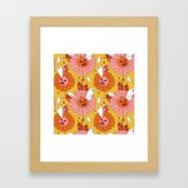 Daisyween Framed Art Print