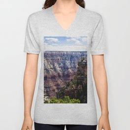 Grand Canyon South Rim Unisex V-Neck