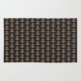 Abstract vintage pattern 1 Rug