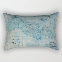 Campobello Island 1830 Rectangular Pillow
