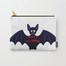 Creepy halloween bat Carry-All Pouch