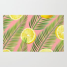 Lemons #society6 #decor #buyart Rug