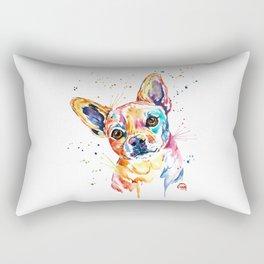 Chihuahua - Tucker Rectangular Pillow