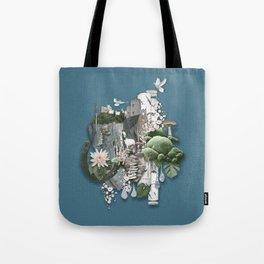 Nangijala –Blue Tote Bag