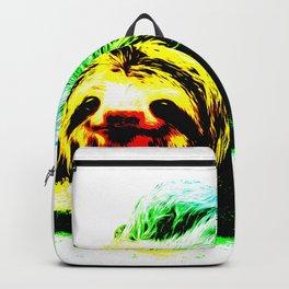 A Smiling Sloth II Backpack