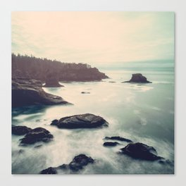 Ocean Motion Canvas Print