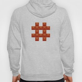 Number sign print in beautiful design Fashion Modern Style Hoody