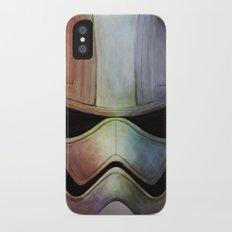 Chromium iPhone X Slim Case