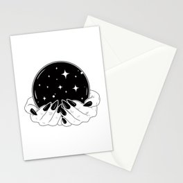 Crystal Ball Stationery Cards
