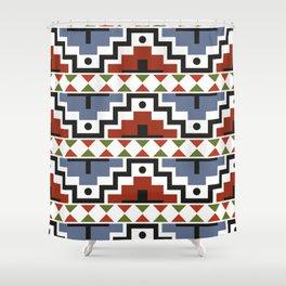 Inka Spirit II Shower Curtain