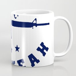 AMERICA FuuCK YEAH EAGLE T-SHIRT Coffee Mug