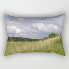 Castle on the Corrib Rectangular Pillow