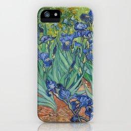 Vincent van Gogh - Irises iPhone Case