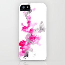 魅 - charm iPhone Case