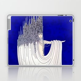 """North Sea"" Art Deco Design Laptop & iPad Skin"