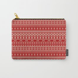 Christmas Jumper Carry-All Pouch