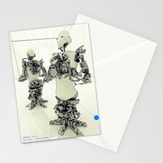 MOTHERFRAME Stationery Cards