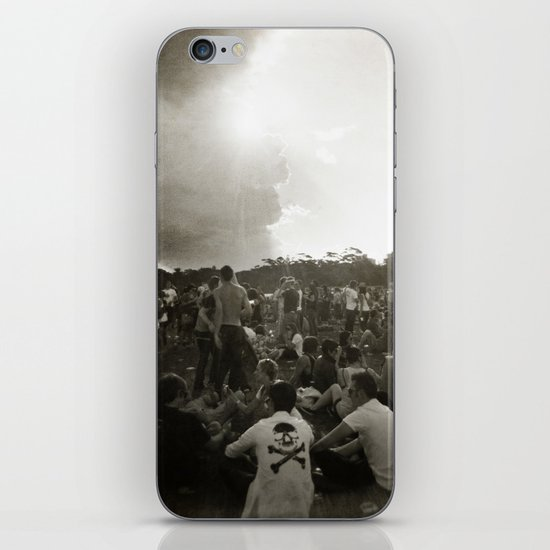 { festival } iPhone Skin