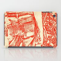 coke iPad Cases featuring Coke in pocket by Fernando Vieira