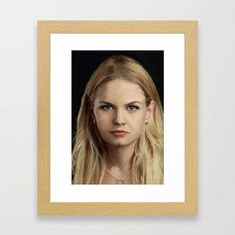 Emma Swan Framed Art Print