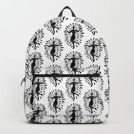 virgo zodiac Backpack