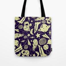 Spacely Tote Bag