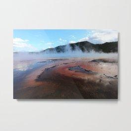 Lake of fire #1 Metal Print
