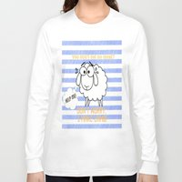 greek Long Sleeve T-shirts featuring greek easter by Iris & Ino