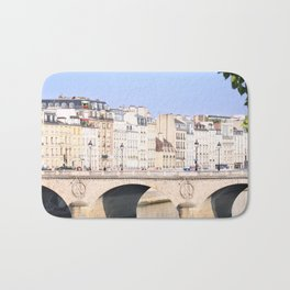 Bridge of Paris Bath Mat