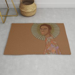one of a kind Rug