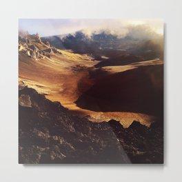 MARS! Metal Print