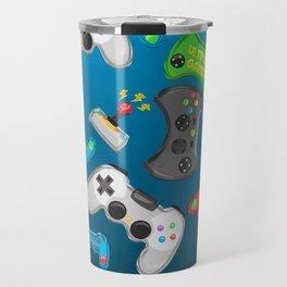 Video Games Travel Mug