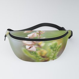 Pink heather Fanny Pack
