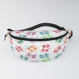 Party Raccoon Fanny Pack
