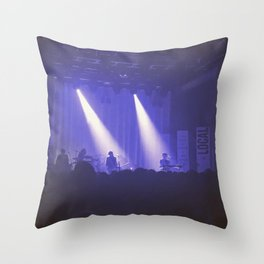 Local Natives Throw Pillow