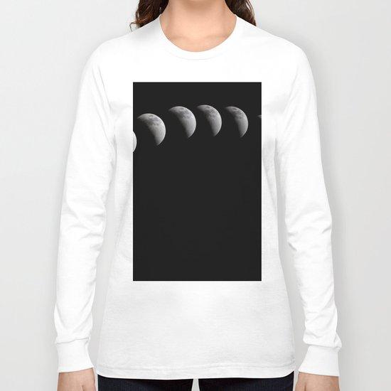 Eclipse Lune Long Sleeve T-shirt