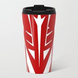 Decepticon Zoltar (Mono) Travel Mug