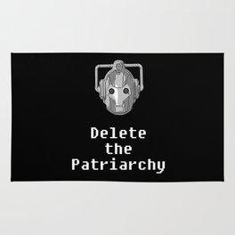 Delete the Patriarchy Rug